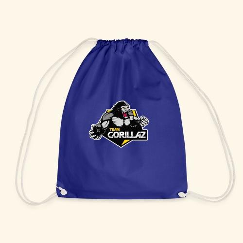 gorillaz - Drawstring Bag