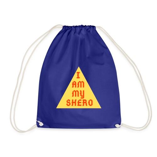 Le triangle I am my shero - Sac de sport léger