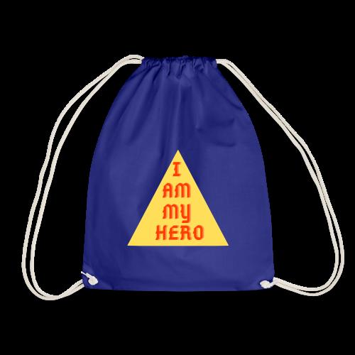 Le triangle I am my hero - Sac de sport léger