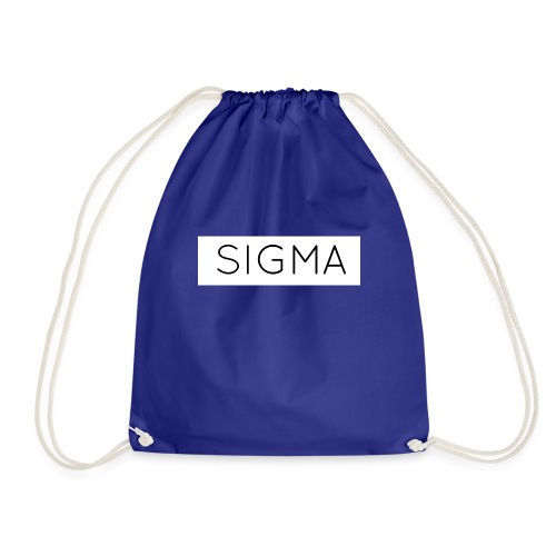 SIGMA - Drawstring Bag