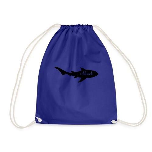 Tiburon logo - Mochila saco