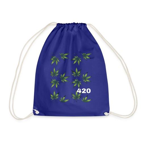 420 Weed Leafs - Turnbeutel