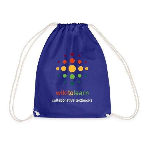 wikitolearn-logo - Sacca sportiva