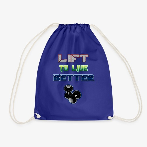 LIFT to Live Better 02 - Mochila saco