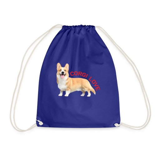 CorgiLove - Drawstring Bag