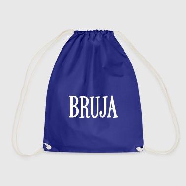 Witch White - Drawstring Bag