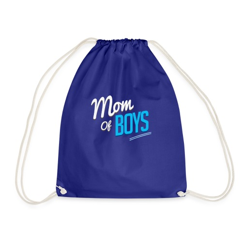 Mom of Boys Mothers Day Gift - Turnbeutel