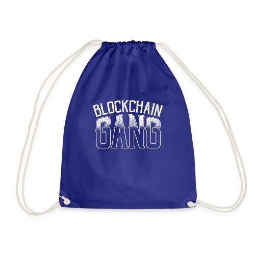 BLOCKCHAIN GANG - Turnbeutel