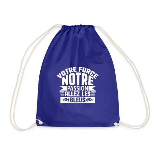 France national team Allez les bleus - Gymtas