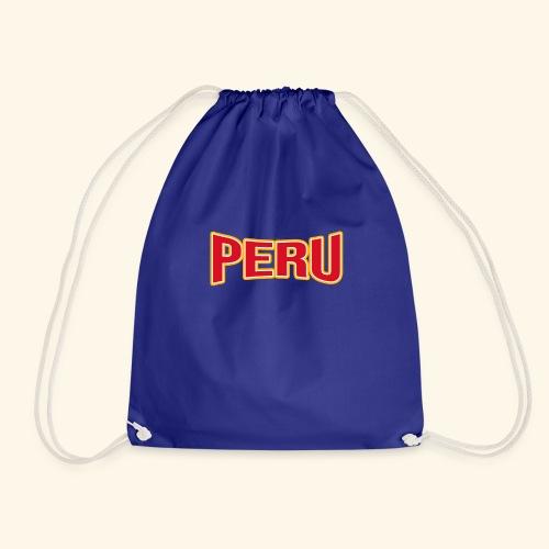 Peru - Fanartikel - Sportfans T-shirt - Turnbeutel
