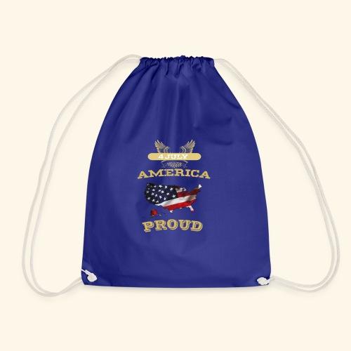 4 July, America Proud - Turnbeutel
