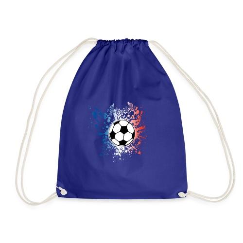 I LOVE France Football Team - Sac de sport léger