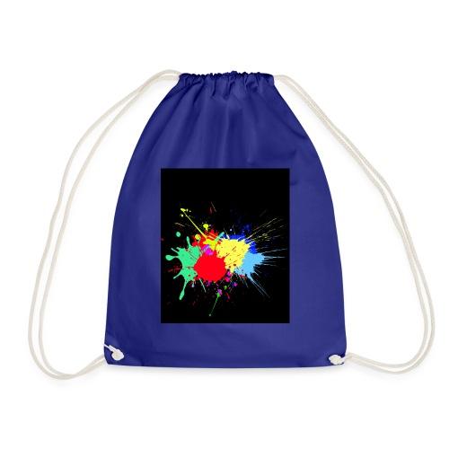 d5 2 - Drawstring Bag