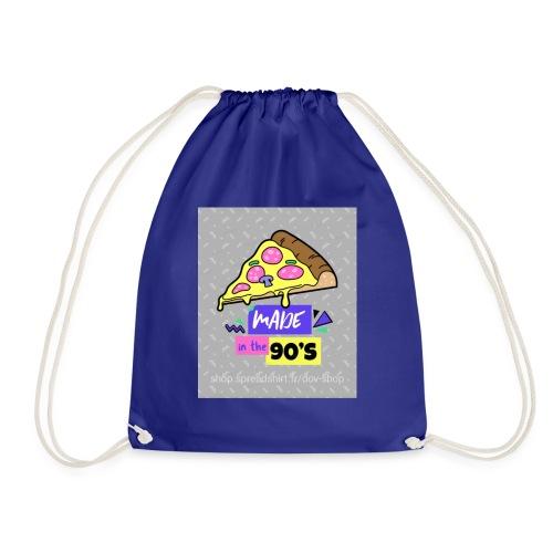 La pizza 🍕 - Sac de sport léger