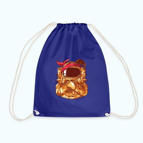 Rebel astronaut - Drawstring Bag