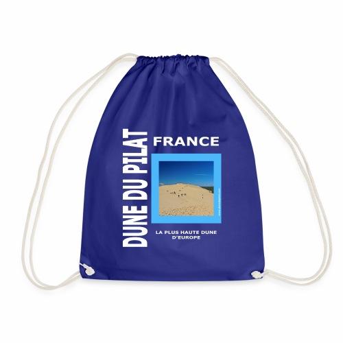 DUNE 2019 no 3 white - Drawstring Bag