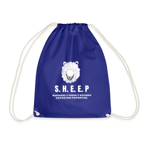 Sheep - Drawstring Bag