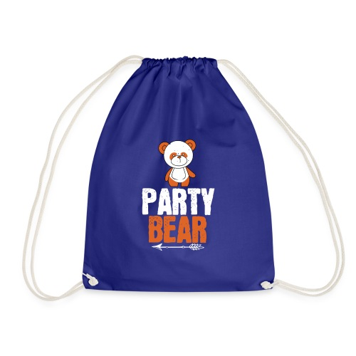party bear - Gymtas