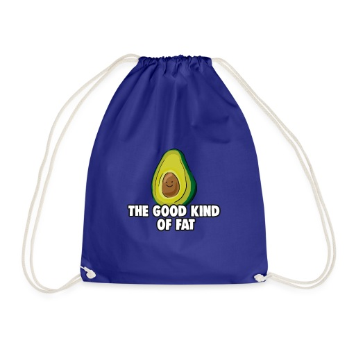 Avocado: The Good Kind of Fat - Drawstring Bag