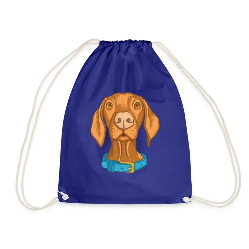 Hungarian Vizsla - Drawstring Bag