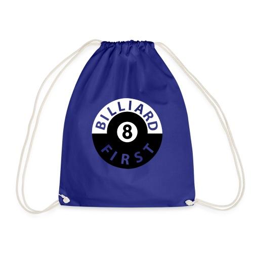 T-Shirt Billiard First - Turnbeutel