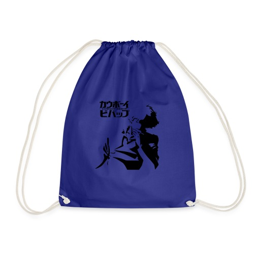 Cowboy Bebop logo - Drawstring Bag