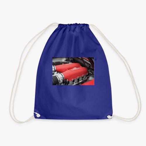 Supercar Engine - Drawstring Bag