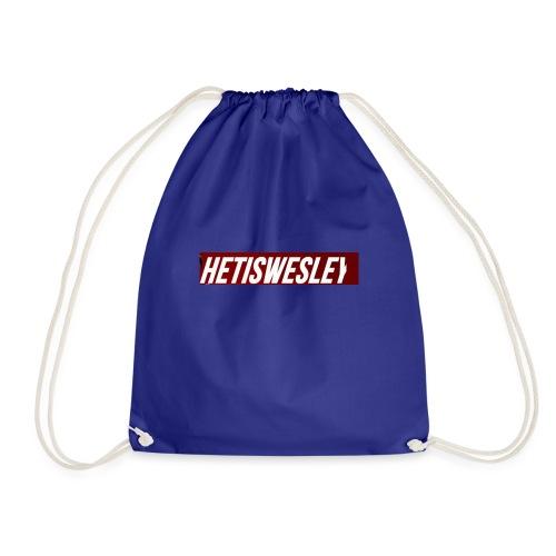 HetIsWesley Name - Gymtas