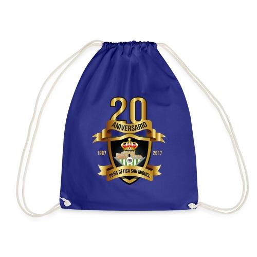 Camiseta Escudo 20 Aniversario - Mochila saco