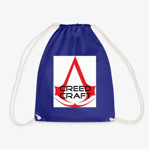 New CreedCraft logo - Drawstring Bag