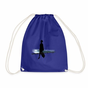 Flight attendant - Drawstring Bag