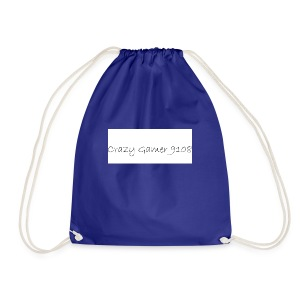 Crazy Gamer 9108 new merch - Drawstring Bag