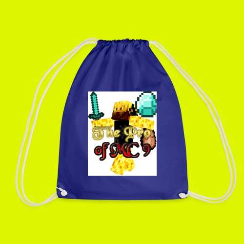 The Pro of MC 9 - Drawstring Bag