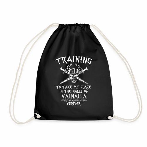 training for Valhalla - Mochila saco