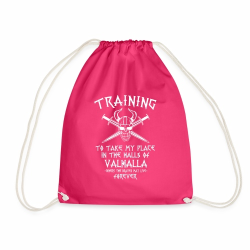 training for Valhalla - Mochila saco