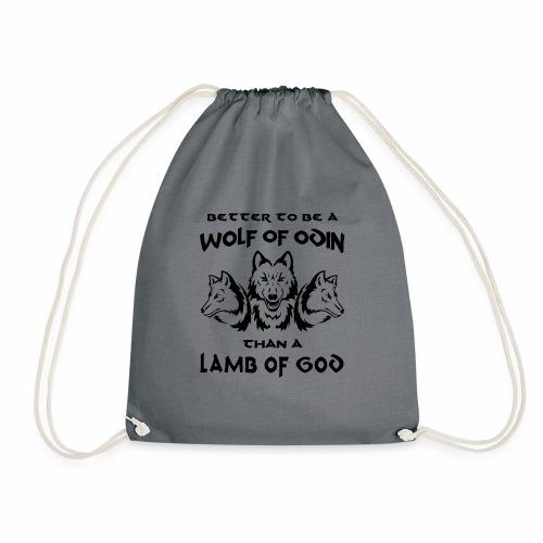 Wolf of Odin - Mochila saco