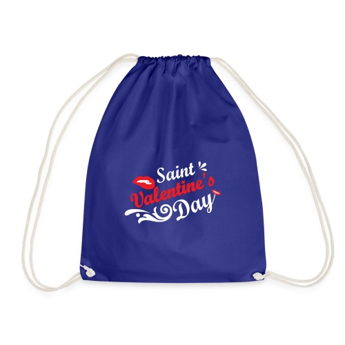 Valentine's - Drawstring Bag