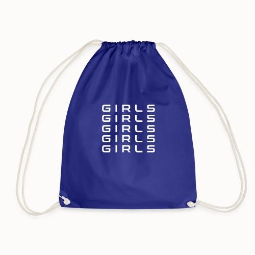 GIRLS T-shirt - Drawstring Bag