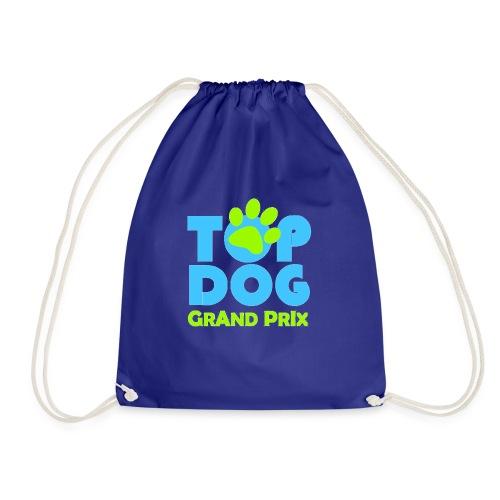 logo topdog PNG - Sacca sportiva