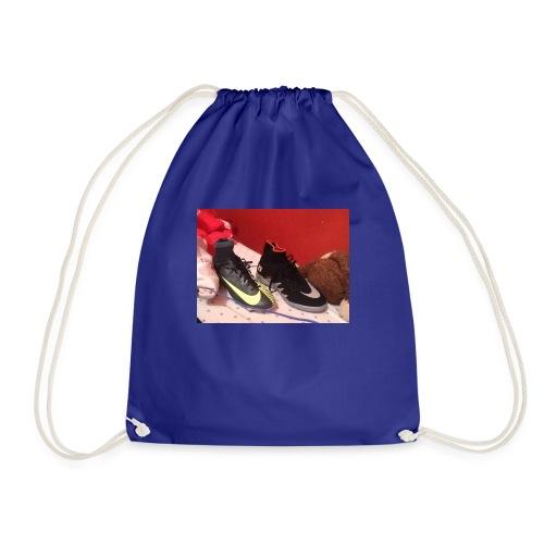 Footy boots - Drawstring Bag