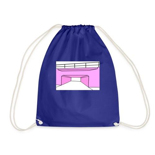 Pink Tunnel - Gymnastikpåse