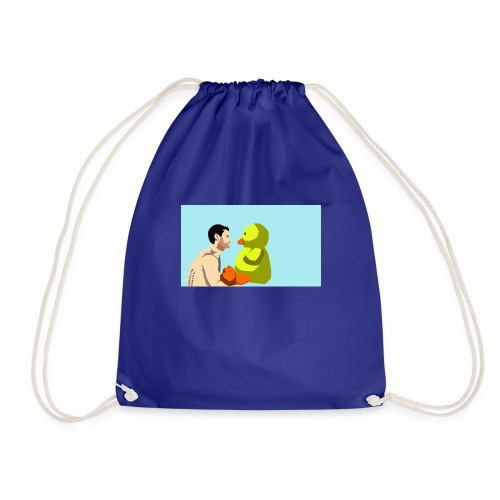 Ducky - Drawstring Bag