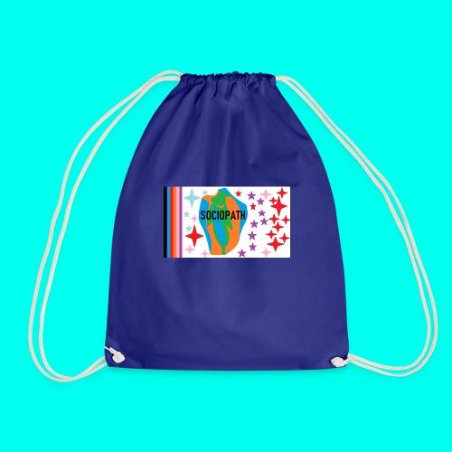 SOCIOPATH clothing - Drawstring Bag