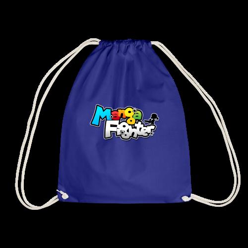 MangaFighter - Logo Desing - Gymtas