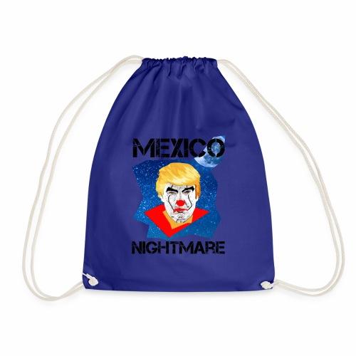Mexico Nightmare Blue / L'incubo blu del Messico - Sacca sportiva