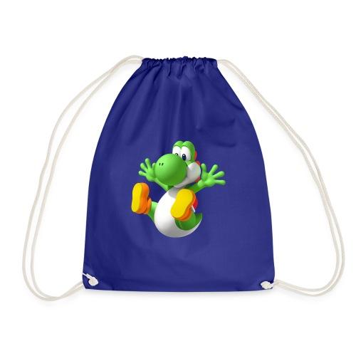 Yoshi T shirt! - Drawstring Bag