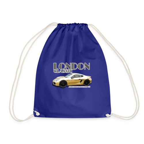 London Classic - Drawstring Bag