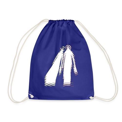 fatal charm - hi logo - Drawstring Bag