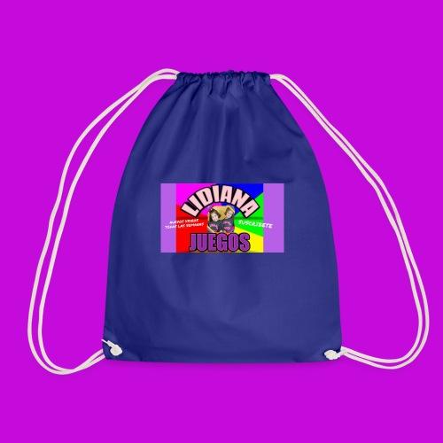 LIDIANA JUEGOS - Drawstring Bag
