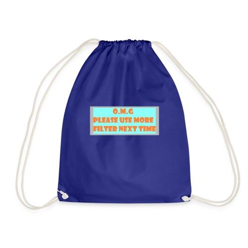 o.m.g - Drawstring Bag